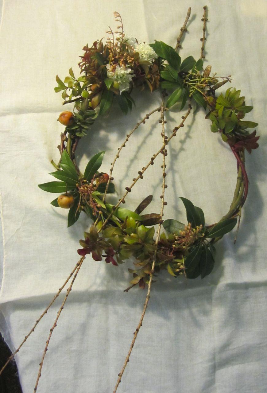 Green funeral flowers mayfield flowers leave izmirmasajfo