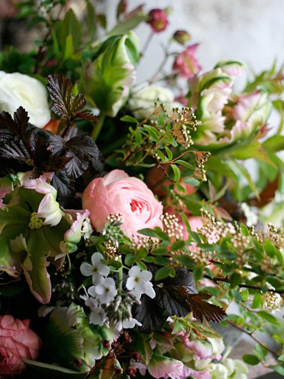 Seasonal Hand Tied Bouquet   Mayfield Flowers