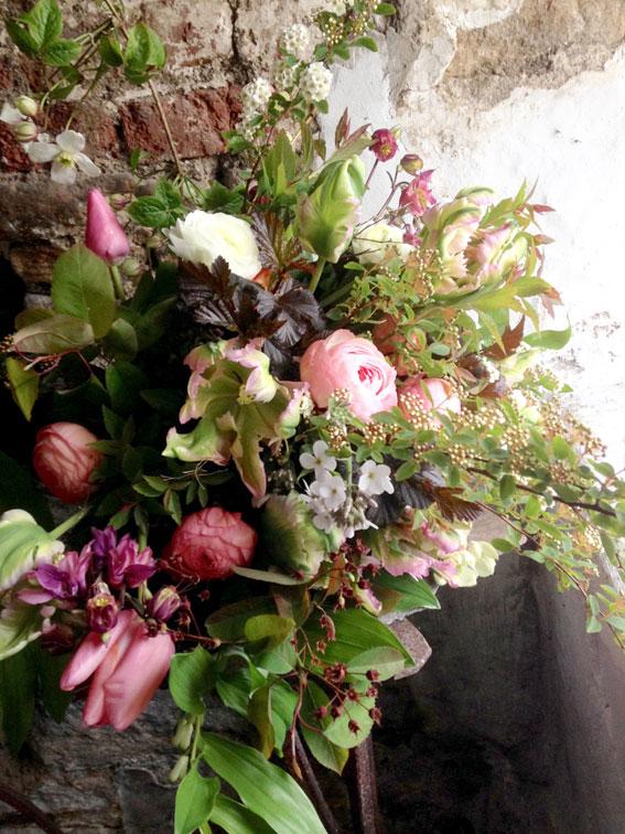 Seasonal Hand Tied Bouquet | Mayfield Flowers