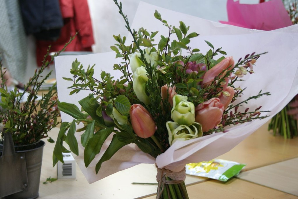 bouquet May workshop 2015
