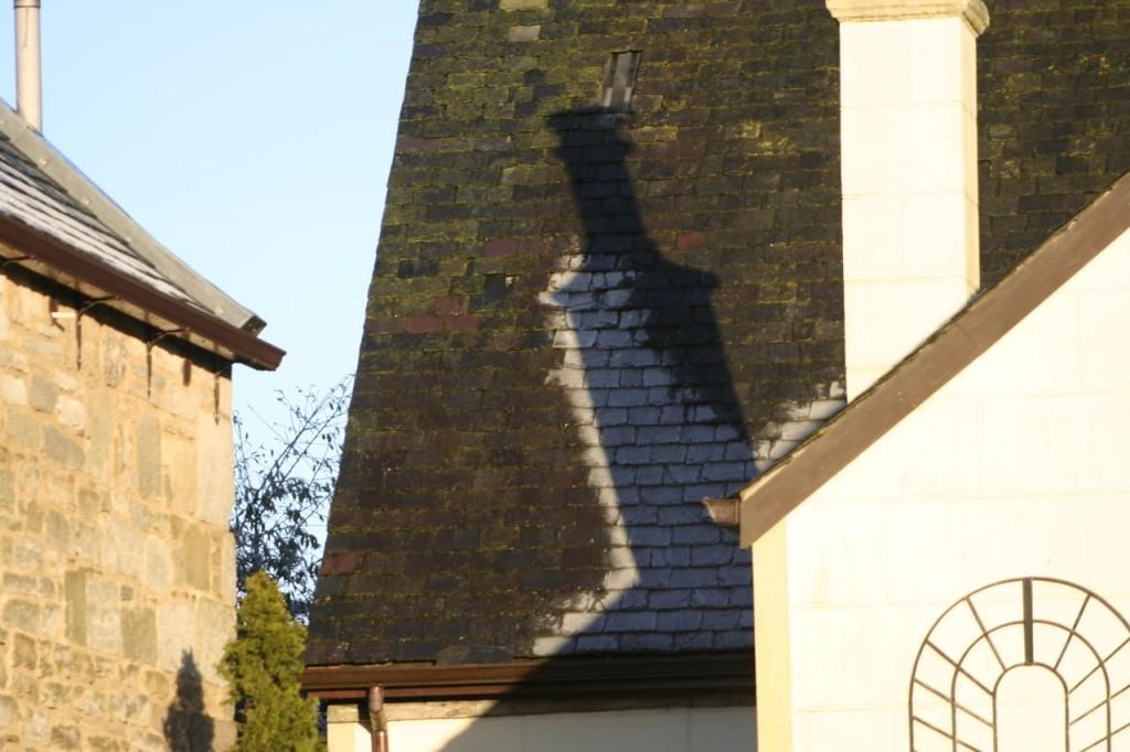chimney frost December
