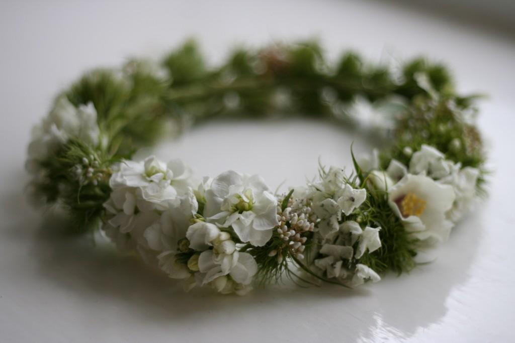Floral crown July
