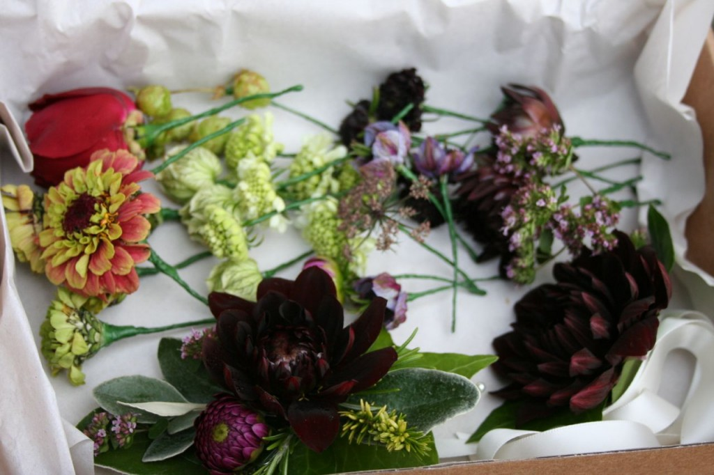 hair flowers and corsages