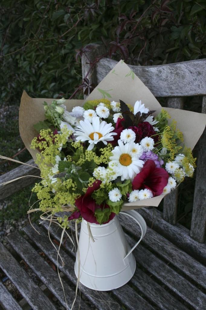 scottish cut flowers summer colour