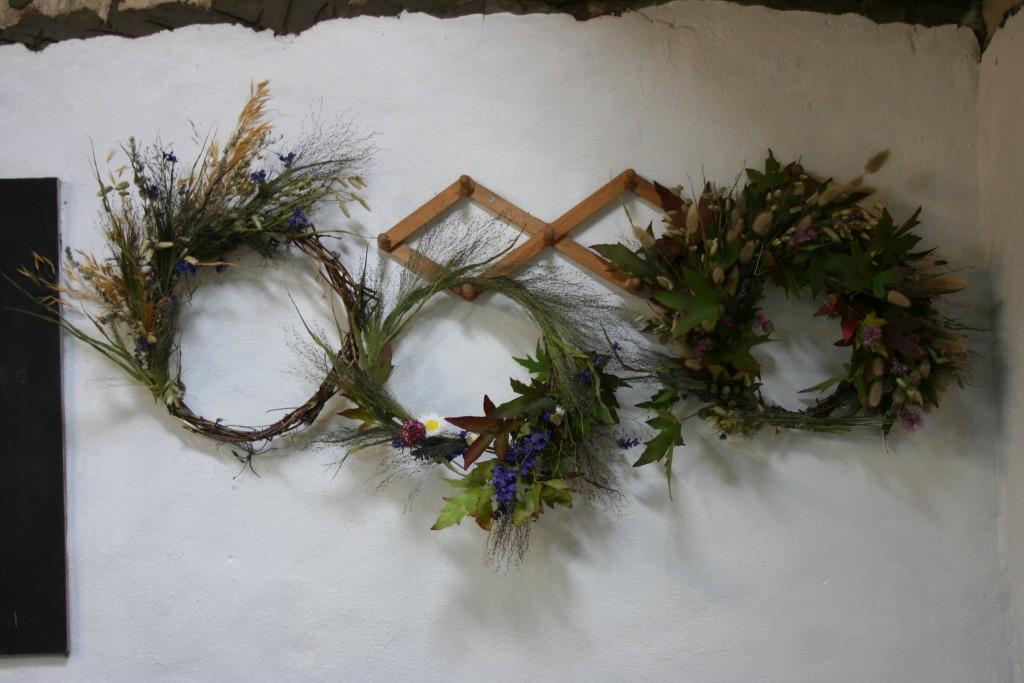 wreath progress